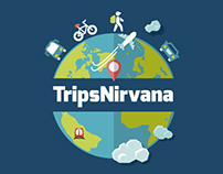 TripsNirvana Mobile App - Android