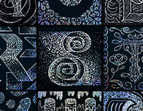 Holographic 36 Days of Type