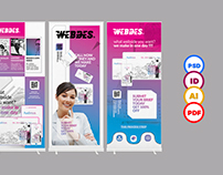 Stand Banner Roll up