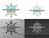 Nantucket Professional Painters Inc Logo Design