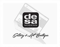 DESA Modern - The art of shopping