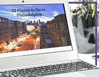 15 Places to Go in Philadelphia