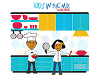 Kids Cook Book Cover