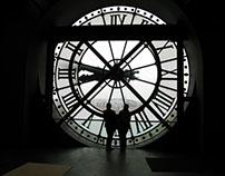 Musée d'Orsay - Pavillon Amont