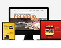 POLAROID : 반응형 웹 (이지연)