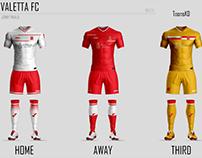 Valleta FC Concept Kit