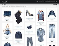 Tack Responsive E-commerce Theme