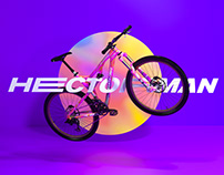Hectorman - Santa Cruz Baugasm Bicycle