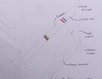 Composición II: Centro Cultural Suba  2012 - 1