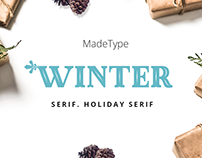 MADE Winter | Font