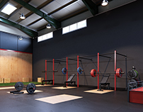 CG Warehouse Crossfit Box