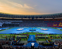 UEFA / Champions League Berlin 2015