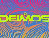 DEIMOS Magazine Graphic Design