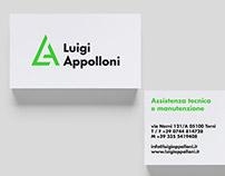 Luigi Appolloni identity