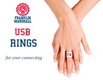 USB Rings