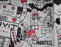 Proyecto Mural Tivit Synapsis