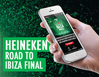 Heineken - Road to Ibiza Final