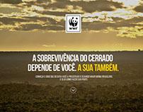UX   WWF   Cerrado Website