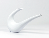 Twist  Rotomoulding Watering Can.
