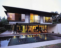 Private Housing - LINDEN Drive - Singapore -