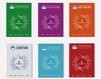 Istanbul Land Marks Booklet