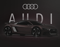 Mobile app for Audi