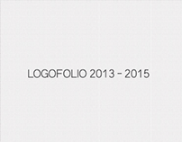 Logofolio 2013 - 2015