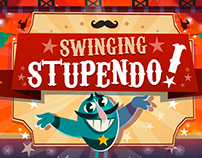 Swinging Stupendo: Anatomy of an Acrobat