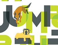 Fluxorama Typeface