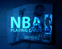 NBA playing cards 14|15 Season