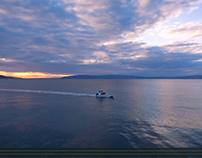 VIDEO CAPE HORN SS 17 traveling through Croatia.