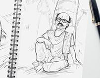 Vyakti ani Valli Caracters - written by Pu La Deshpande
