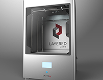 Layered Labs 3D Printer