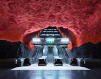 Deep Inside Stockholm