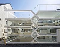 S-House by Yuusuke Karasawa Architects
