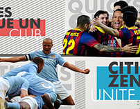 Man.City vs Barcelona Round of 16