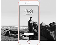 | OVS app - Redesign Concept |