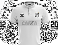 Santos F.C. - Umbro Concept Kit 2019