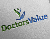 Doctor's Value Logo Design
