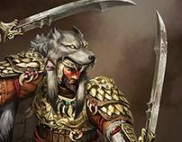 Beastmaster Warrior