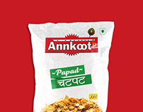 Annkoot - Packaging Design