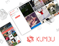 Kumbu - Memory Box For The Digital Era (2015-mid 2017)