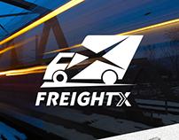 FREIGHTX- Branding