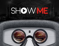 Show Me VR App