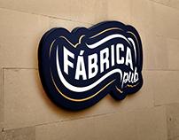 Fábrica Pub - Identidade Visual