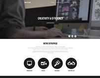 VEO / Web design