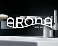 Arona Griferías I Branding