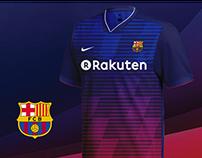 Nike | Barcelona Shirt