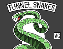 Tunnel Snakes Patches