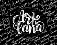 Logo Creation - Artlana